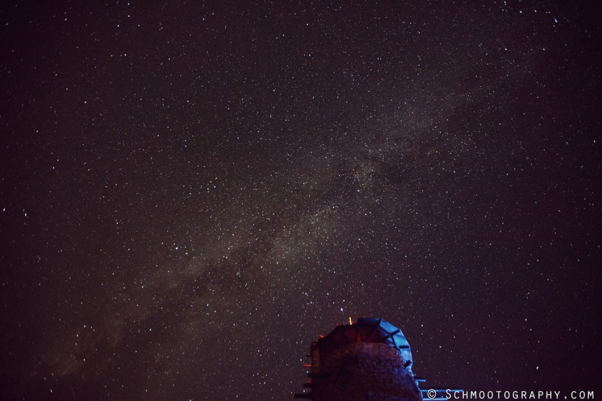 Desert View Tower and the Milky Way